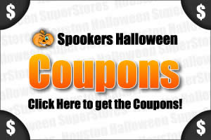 Click Here for the Spookers Halloween Coupon