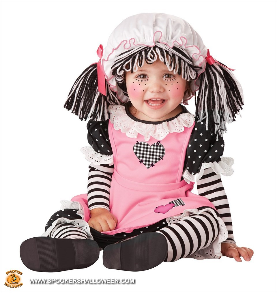 sc 1 st  Spookers Halloween & Baby Doll Costumes for Infants and Toddlers Spookers Halloween