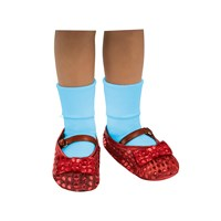 Dorothy Sequin Shoe Covers