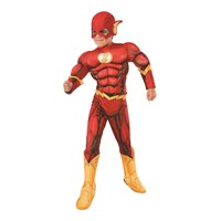 Flash with Muscle Chest