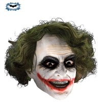 Joker 3/4 Mask With Hair